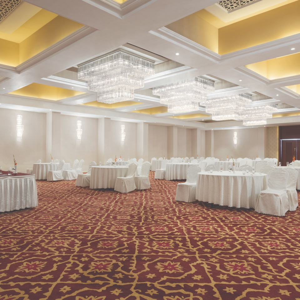 Darbar hall at Ramada Resort Kumbhalgarh 2