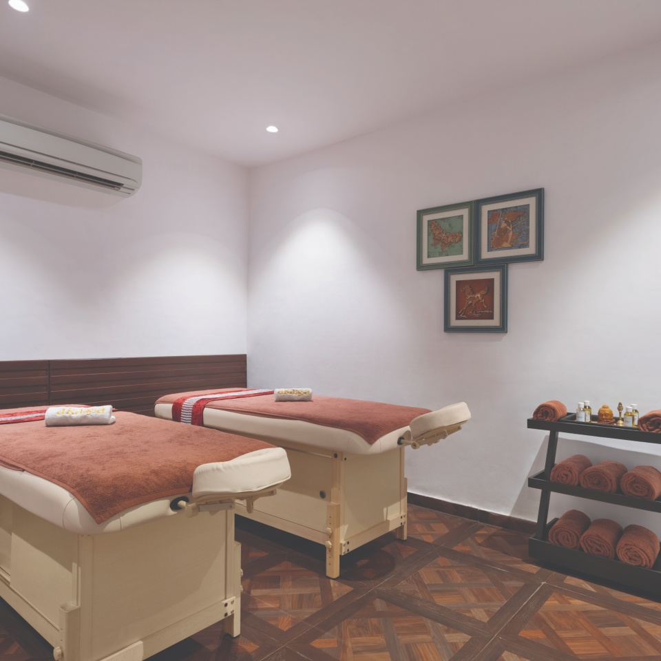 Spa at Ramada Resort Kumbhalgarh