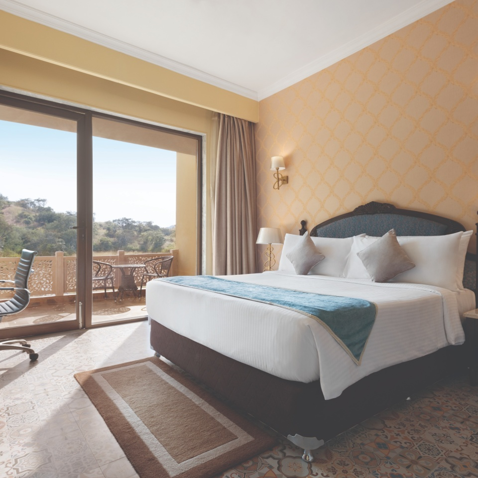 regal suite at Ramada Resort Kumbhalgarh 1