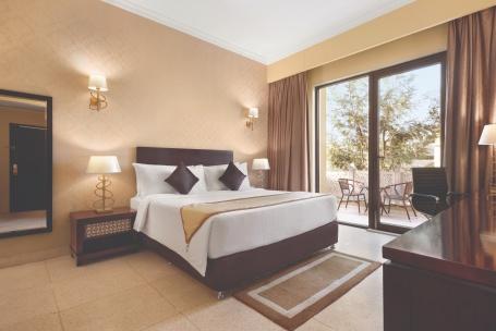 superior room at Raajsa Resort Kumbhalgarh 1