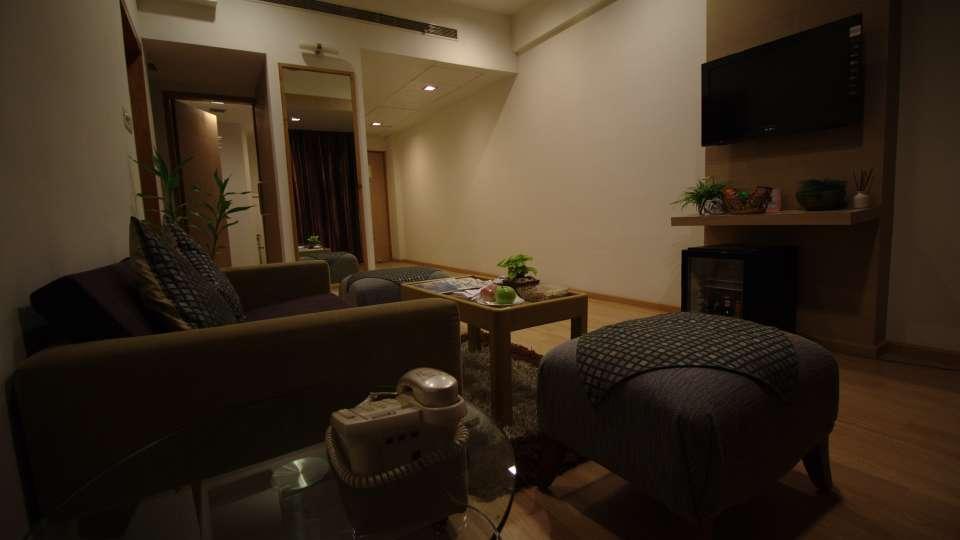 VITS Bhubaneswar Hotel Bhubaneswar Suite 1 at VITS Hotel Bhubaneswar