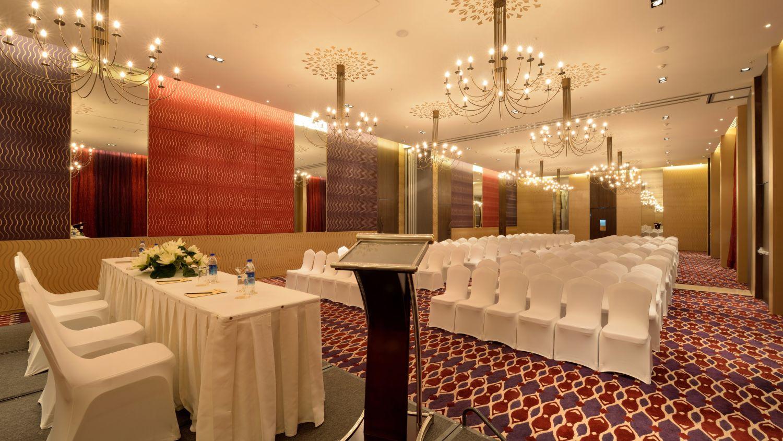 Interior view Marasa Sarovar Premiere Tirupati Best Hotels in Tirupati Sarovar Hotels 3