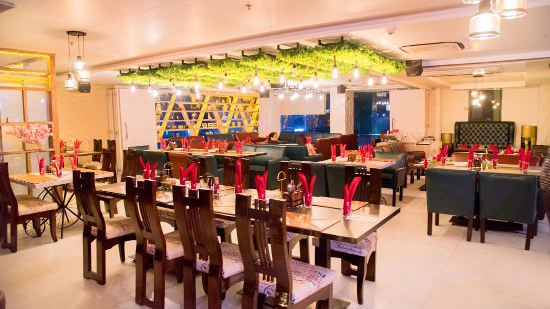 Restaurant Avaas Lifestyle- Amritsar Punjab 4