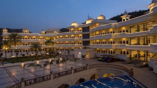 Labhgarh Palace Resorts Spa Udaipur 1