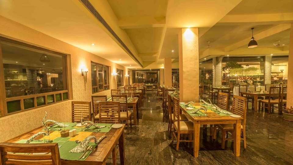 Heritage Resort Hampi Kishkinda All Day Restaurant
