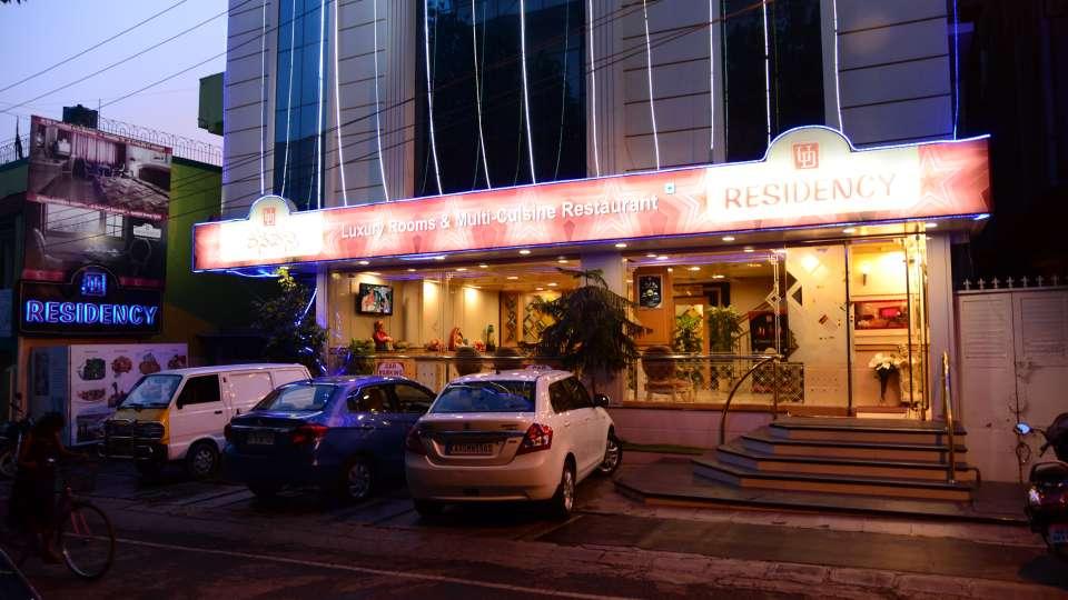 Hotel UD Residency, Jayanagar, Bangalore Bangalore facade hotel ud residency jayanagar bangalore 31