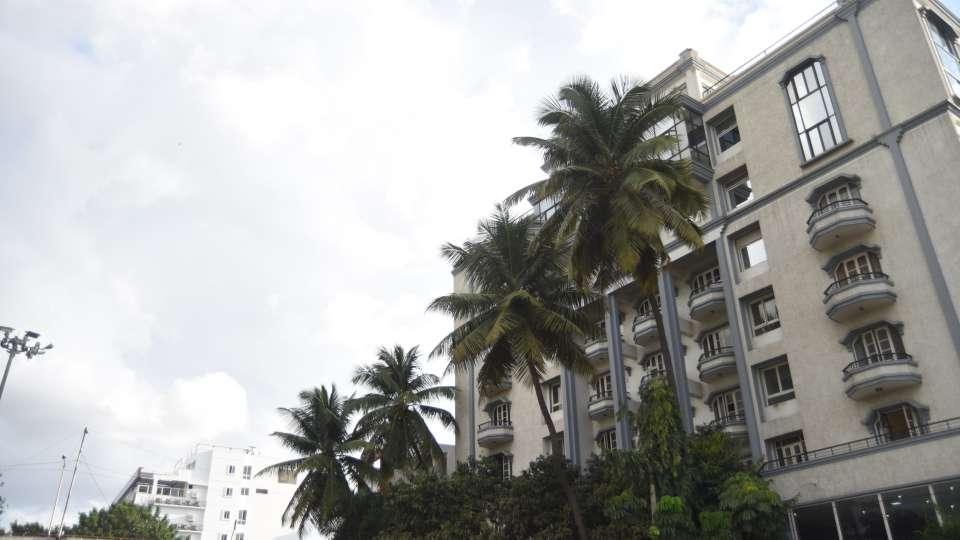 Maurya Hotel, Bangalore Bangalore DSC 3683