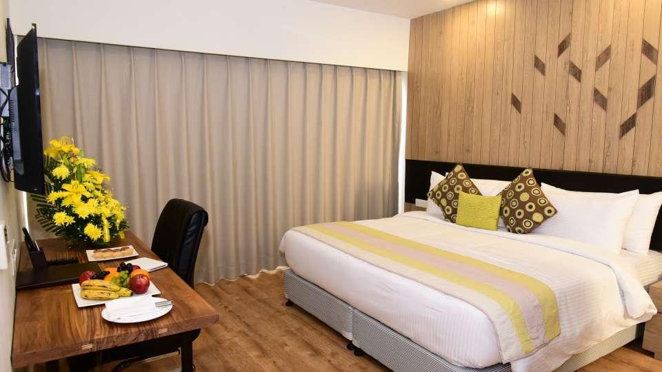 Moksha Himalaya Spa Resort, Chandigarh Chandigarh Rooms The Terrace Chandigarh