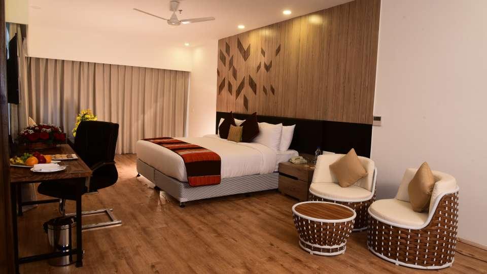 Moksha Himalaya Spa Resort, Parwanoo Chandigarh Rooms The Terrace Parwanoo Chandigarh 1