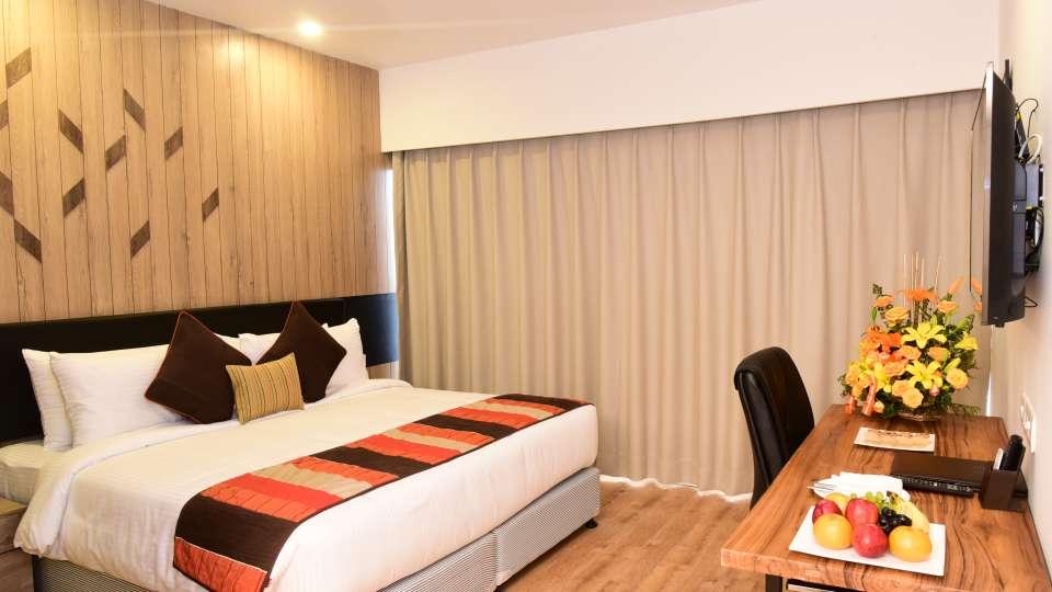 Moksha Himalaya Spa Resort, Parwanoo Chandigarh Rooms The Terrace Parwanoo Chandigarh 2