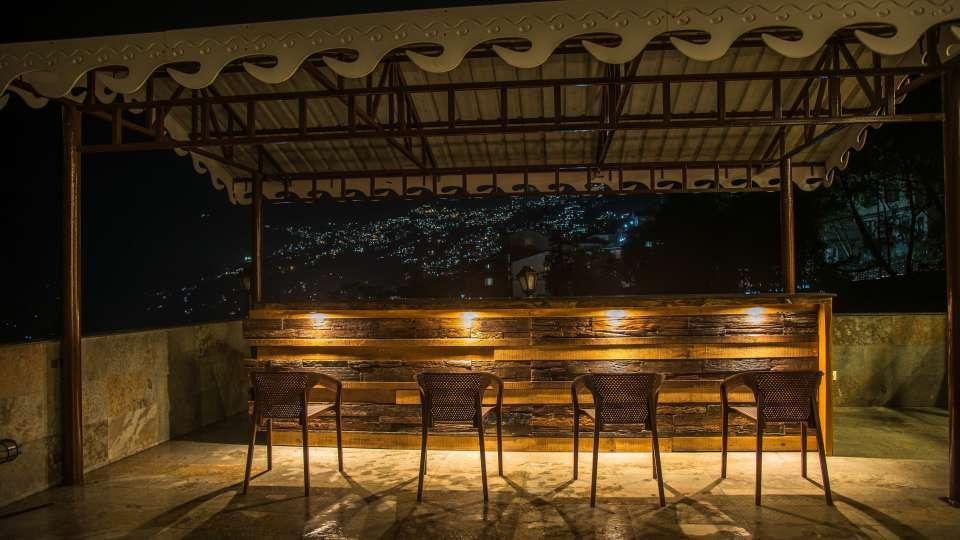 Bar at Mount Himalayan Hotel and spa 2