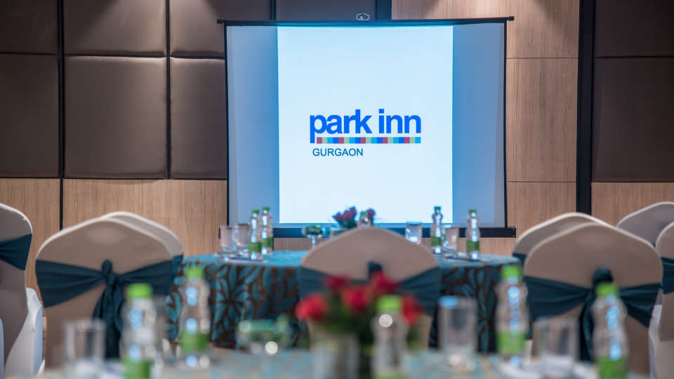 Banquet Hall at  Park Inn, Gurgaon - A Carlson Brand Managed by Sarovar Hotels, best banquets in gurgaon 5