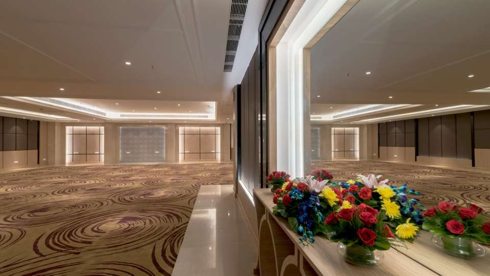 Banquet Hall at  Park Inn, Gurgaon - A Carlson Brand Managed by Sarovar Hotels, best hotels in gurgaon 9