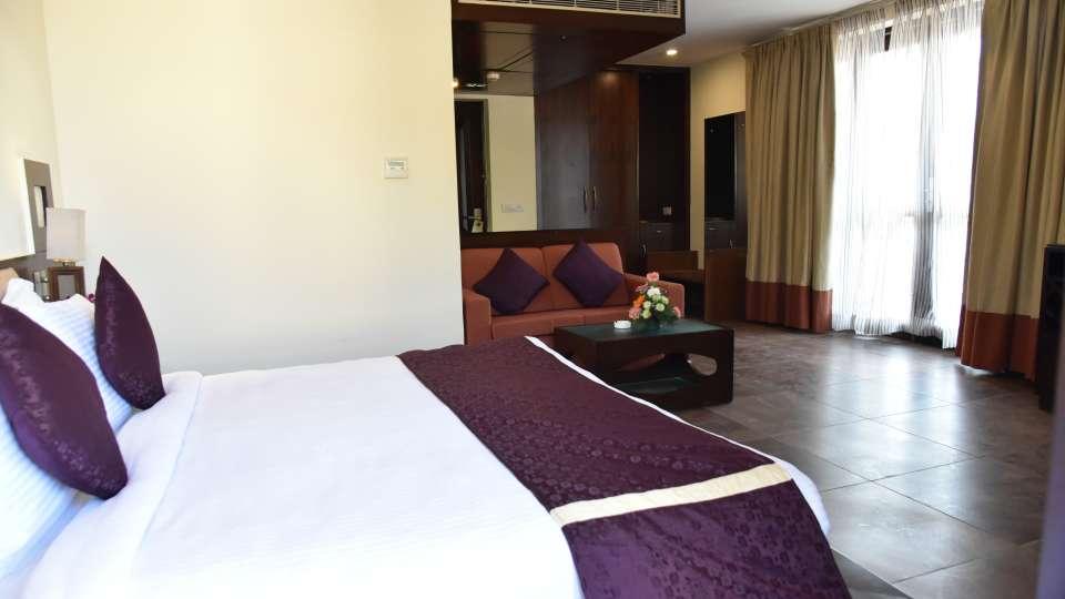 Suite 2 Resort De coracao Goa