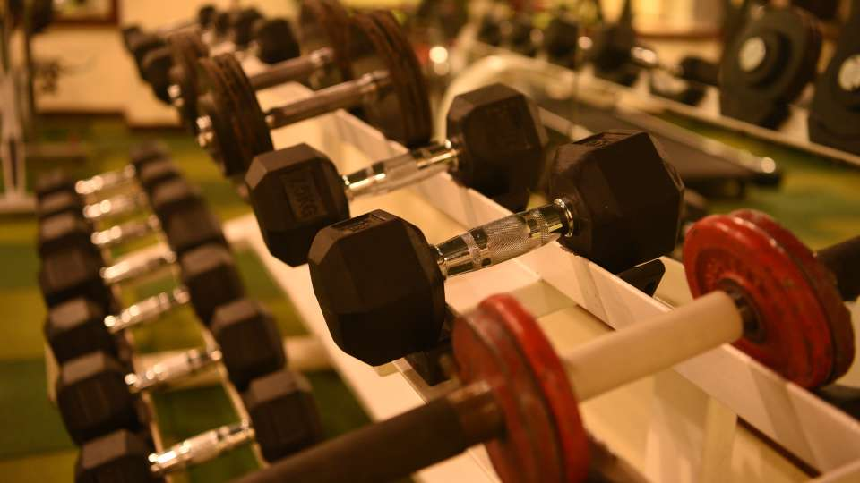 Oxy Gym, The Orchid Hotel, Pune Hotel With Gym  3