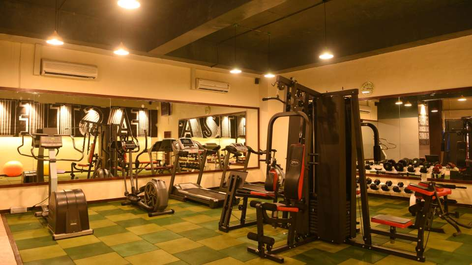 Oxy Gym at The Orchid Hotel Pune 2