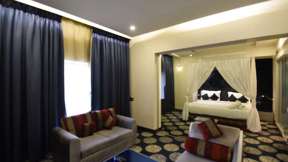 Suites at VITS Sharanam Hotel Thane Hotels near Eastern ExpressWay 6