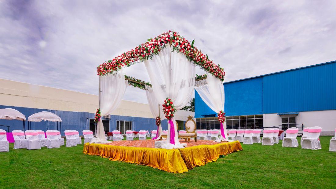 Destination Weddings in Bangalore, best wedding halls, wedding venues in Bangalore 8Avani Palms 7