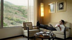 Relaxing at Marasa Sarovar Premiere Tirupati Best Hotels in Tirupati Sarovar Hotels 2