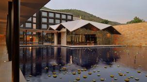 Facade Marasa Sarovar Premiere Tirupati Best Hotels in Tirupati Sarovar Hotels 5