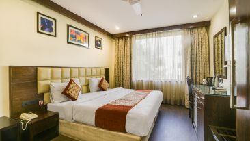Rooms with modern amenities at our hotel in Nehru Place, Hotel BlueStone, Nehru Place, New Delhi