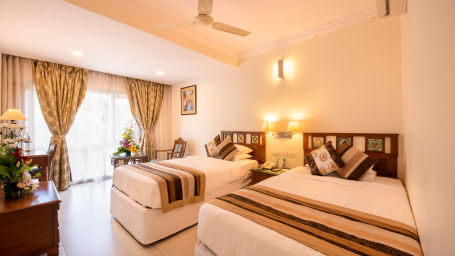 Executive Premium twin bed