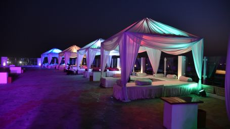 the upper deck event venue banquets weddings orchid hotel - five star ecotel hotel 2 ndz2vx