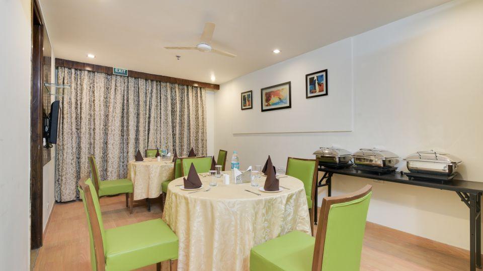 Private Dining at our hotel in Nehru Place, BlueStone Hotel, Nehru Place, New Delhi