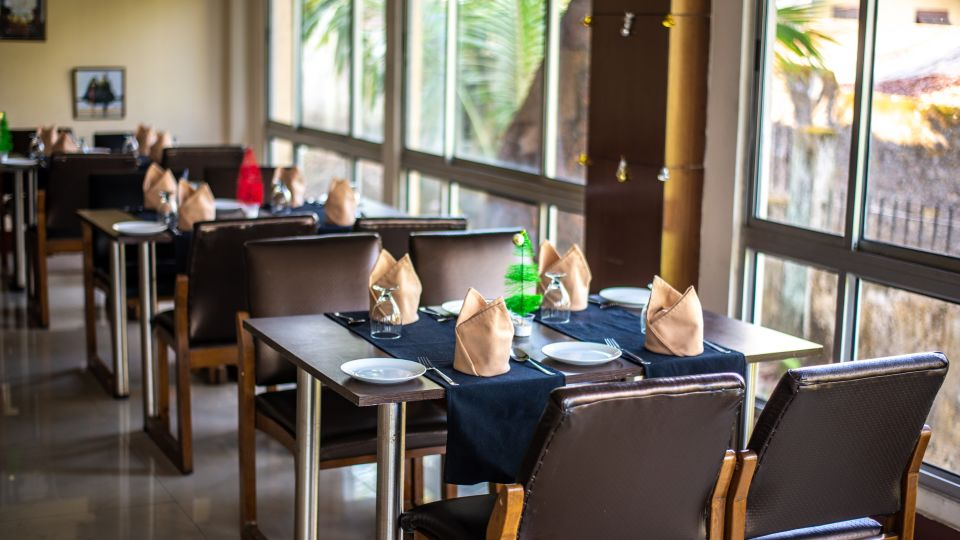 Ginger Multicuisine Restaurant in Meghalaya, Best Restaurants in Meghalaya-2, Hotel Polo Orchid, Tura-11