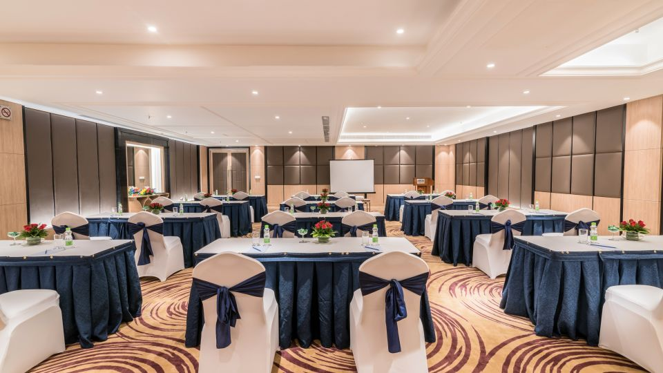 Banquet Hall at  Park Inn, Gurgaon - A Carlson Brand Managed by Sarovar Hotels, hotels with banquet halls in gurgaon 1