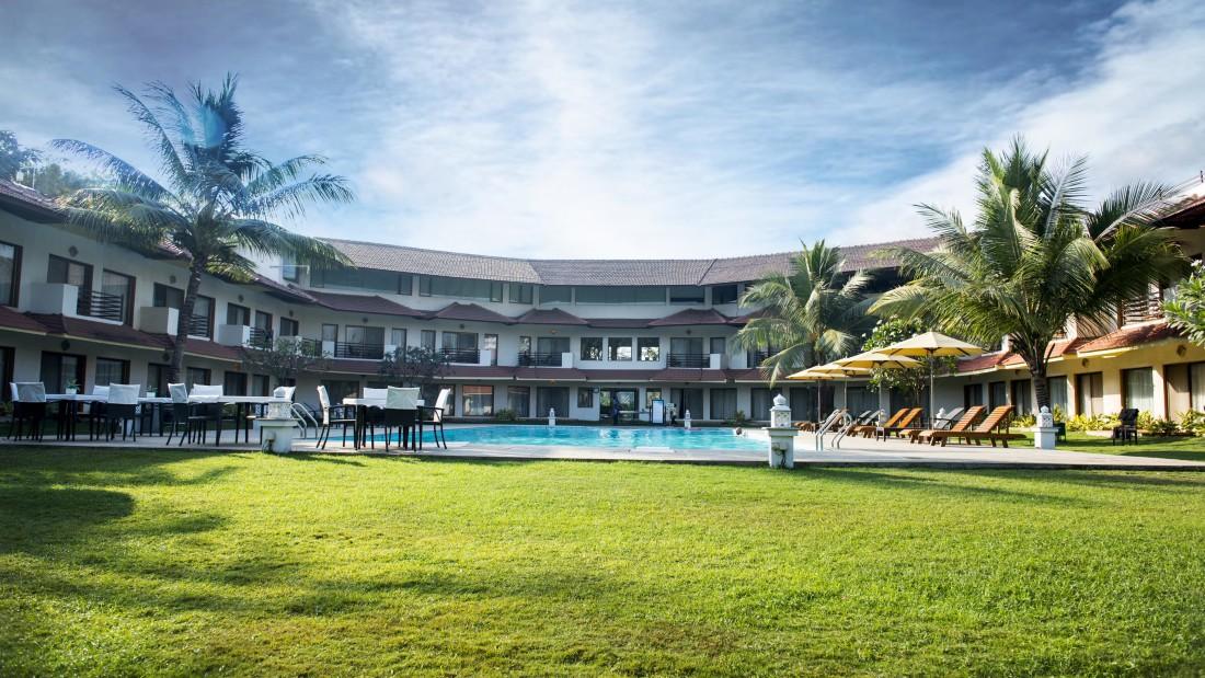 Facade  Tropicana Resort and Spa  Resort in Alibaug 1 1