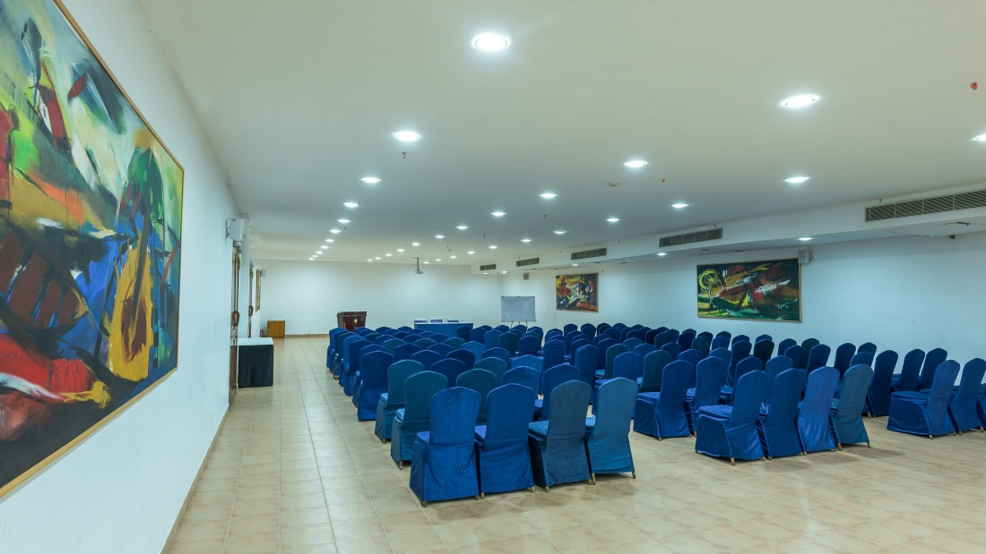Conference 2 layout 1 at Chariot Beach Resort in Mahabalipuram 1