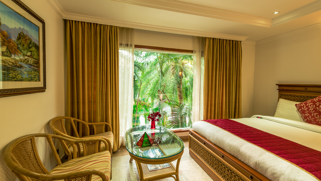 Deluxe Room at Chariot Beach Resort in Mahabalipuram 4