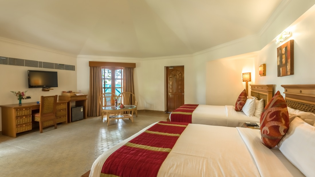 Delxuxe Chariot Cottage at Chariot Beach Resort in Mahabalipuram 5
