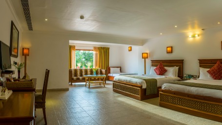 Juniors Room at Chariot Beach Resort in Mahabalipuram 2