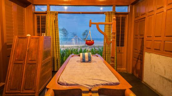 Spa at Chariot Beach Resort in Mahabalipuram 1