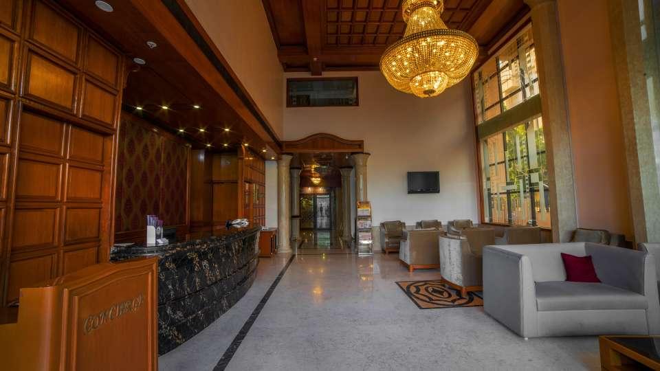 Raj Park Hotel - Chennai Chennai Lobby Raj Park Hotel Alwarpet Chennai
