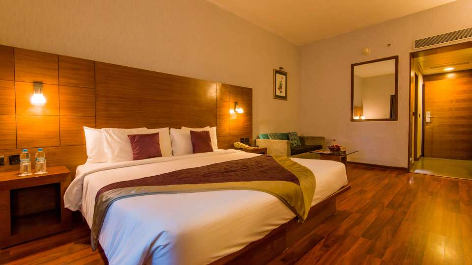 Deluxe King The Orchid Hotel Pune 2