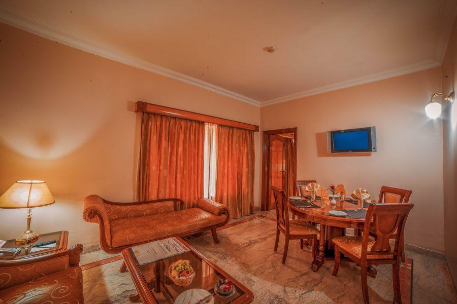 alt-text Raj Park Hotel - Chennai Chennai Suite Raj Park Hotel Alwarpet Chennai 3