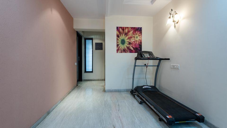 Dragonfly Apartments, Andheri, Mumbai Mumbai Treadmill Dragonfly Service Apartments Andheri Mumbai