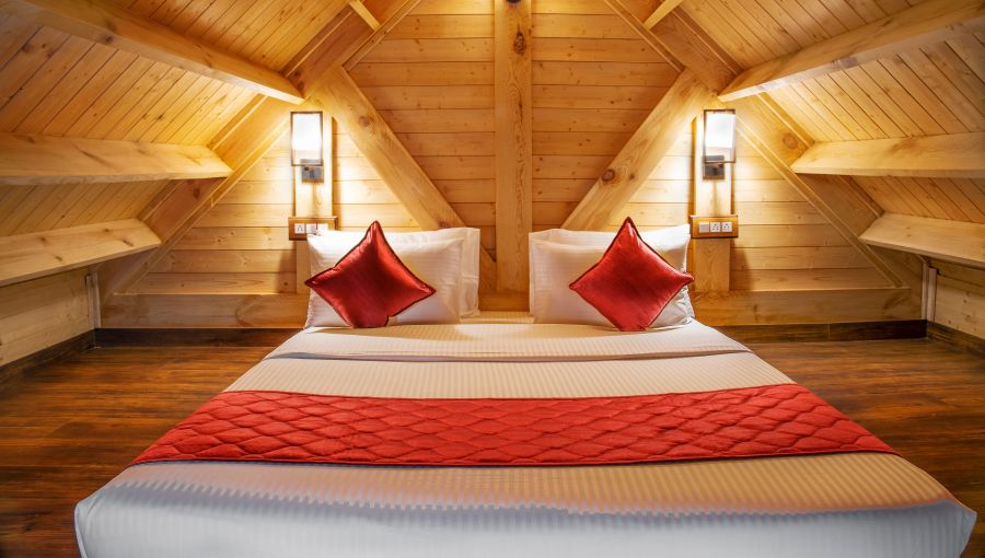 alt-text Rooms at Woodays Resort_Holiday Resorts in Kufri_Resorts in Shimla