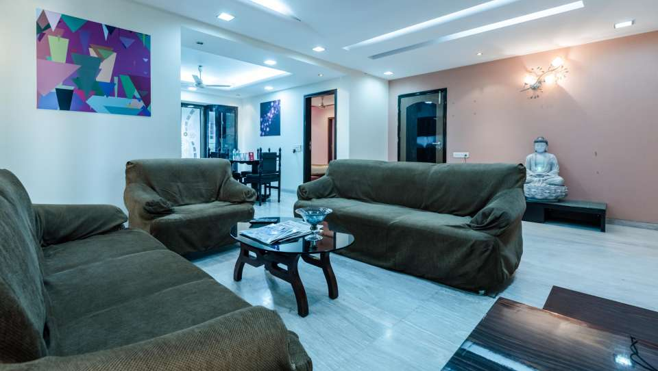 Dragonfly Apartments, Andheri, Mumbai Mumbai Living Area Dragonfly Apartments Andheri Mumbai