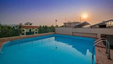 Raj Park Hotel - Chennai Chennai Pool Raj Park Hotel Alwarpet Chennai 3