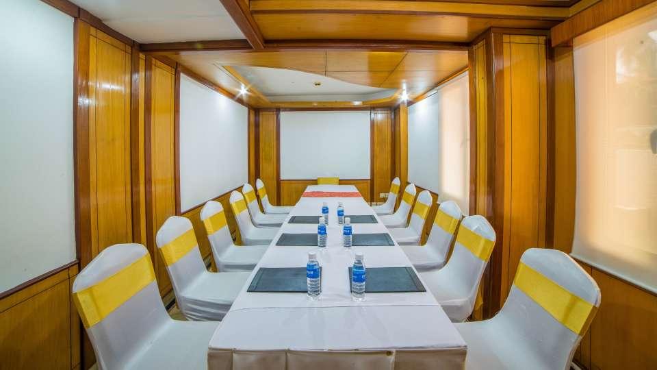 Raj Park Hotel - Chennai Chennai Amber Conference Room Raj Park Hotel Alwarpet Chennai