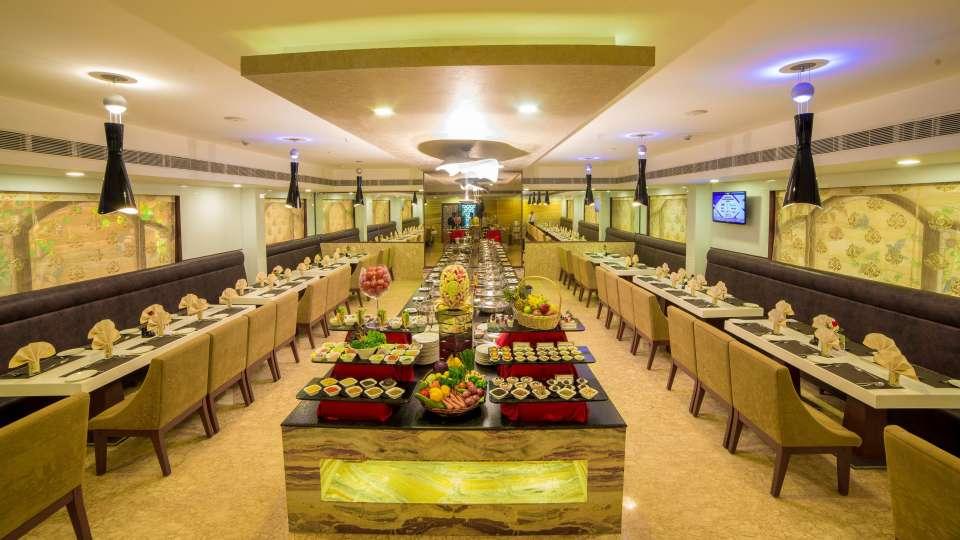 Raj Park Hotel - Chennai Chennai Quintessence Restaurant Raj Park Hotel Alwarpet Chennai 2