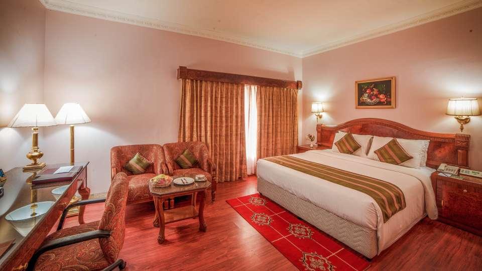Raj Park Hotel - Chennai Chennai Superior Room Raj Park Hotel Alwarpet Chennai 4