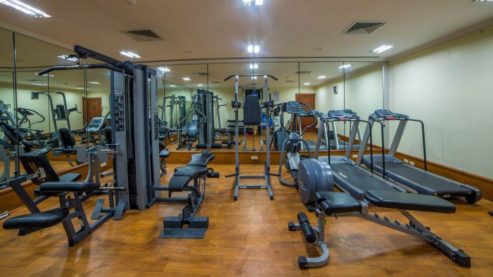 Raj Park Hotel - Chennai Chennai Gym Raj Park Hotel Alwarpet Chennai 1