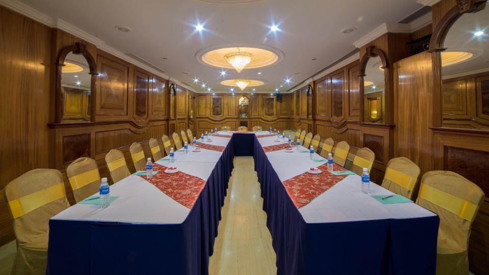 Raj Park Hotel - Chennai Chennai Pearl Raj Park Hotel Alwarpet Chennai 1