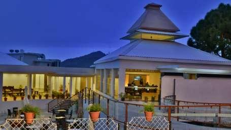 Moksha Himalaya Spa Resort, Chandigarh Chandigarh The Terrace Chandigarh 3
