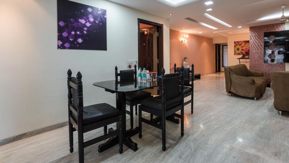 Dragonfly Apartments, Andheri, Mumbai Mumbai Dining Area Dragonfly Service Apartments Andheri Mumbai